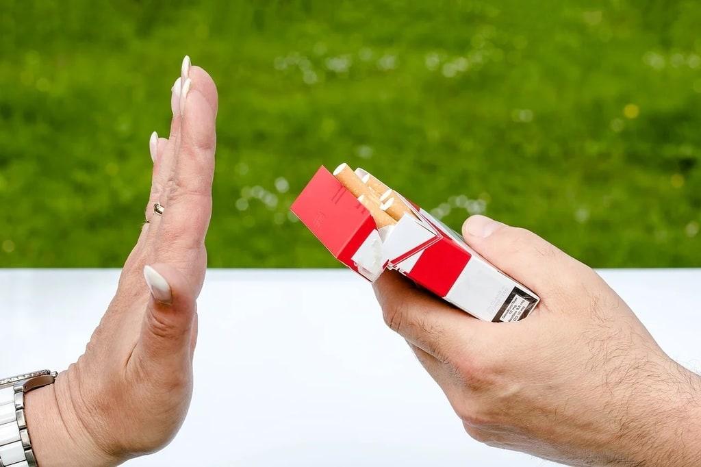Arrêter de fumer grâces à des produits vendus en pharmacie